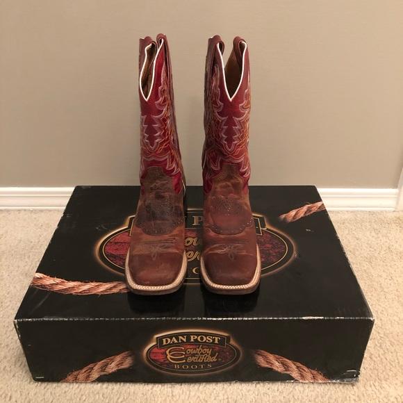 94403e24dde Dan Post Cowgirl Boots